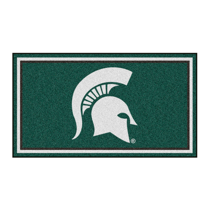 "Michigan State University 3x5 Rug 36""x 60"""