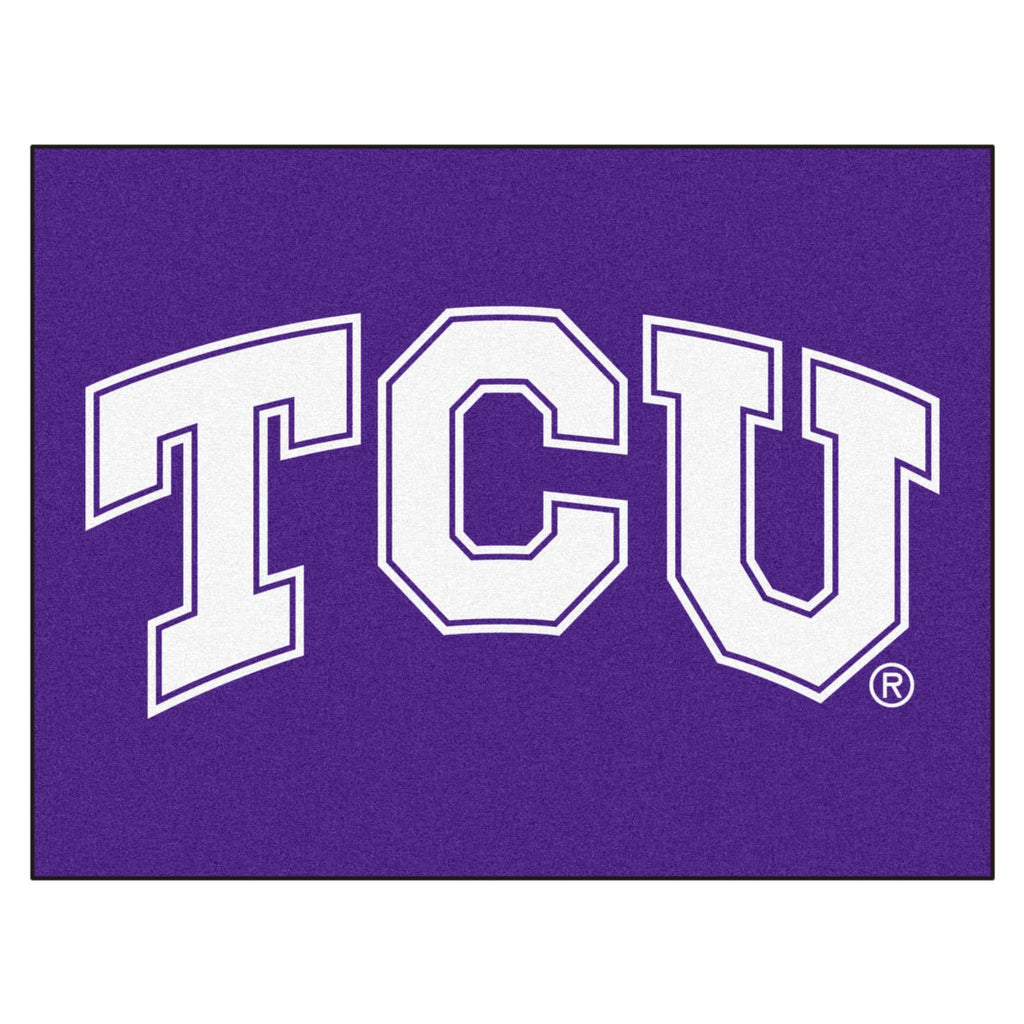 "TCU All-Star Mat 33.75""x42.5"""