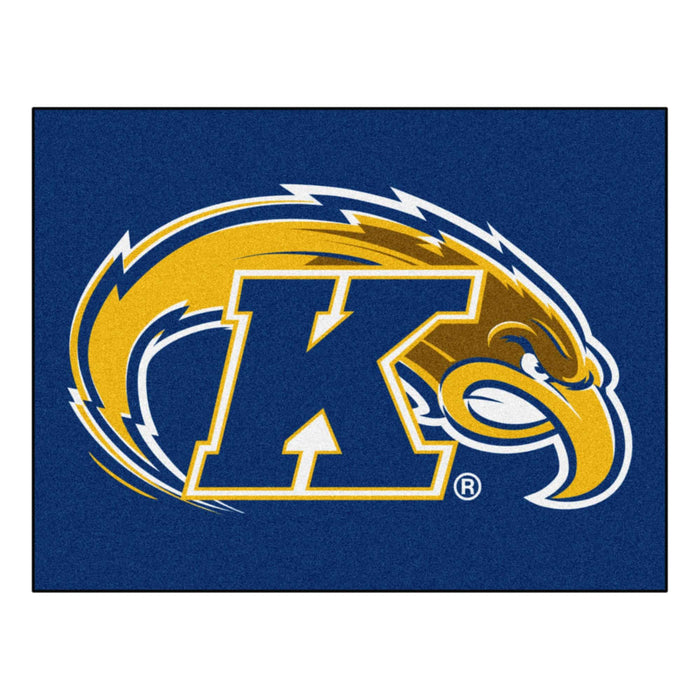 "Kent State All-Star Mat 33.75""x42.5"" - Fan Cave Rugs"
