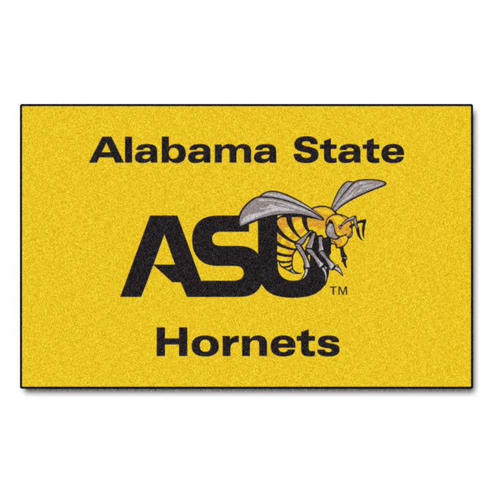 Alabama State Ulti-Mat 5'x8' - Fan Cave Rugs