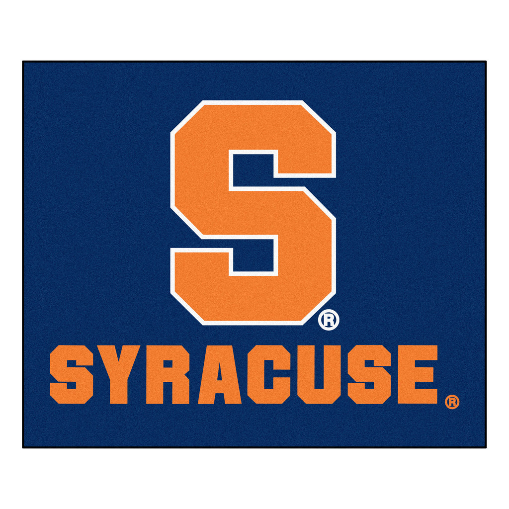 Syracuse Tailgater Rug 5'x6'
