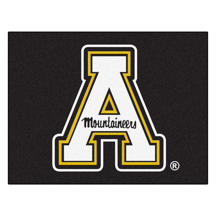 "Appalachian State All-Star Mat 33.75""x42.5"" - Fan Cave Rugs"