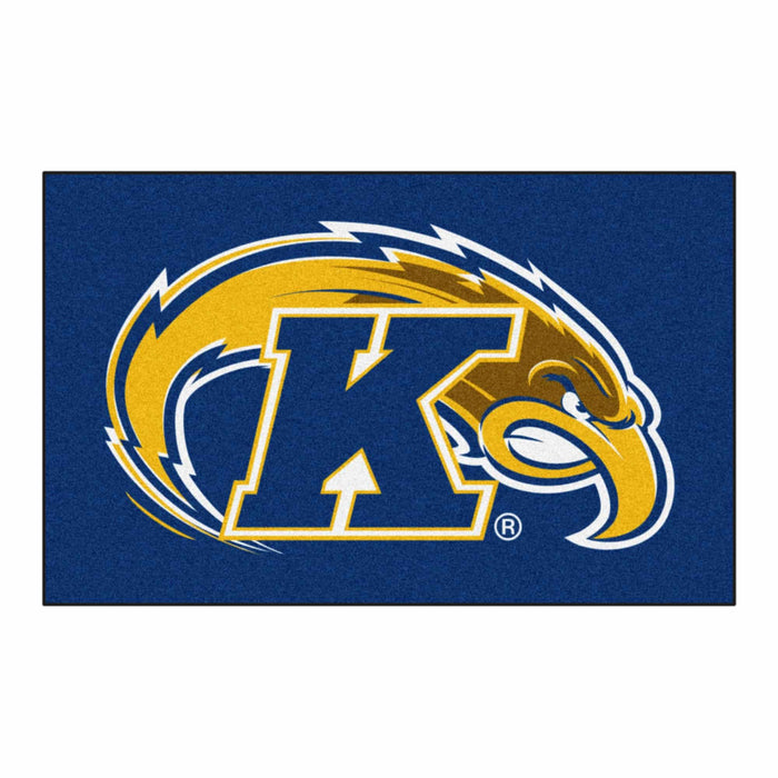 Kent State Ulti-Mat 5'x8' - Fan Cave Rugs