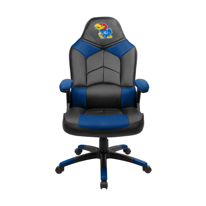 UNIVERSITY OF KANSAS OVERSIZED GAME CHAIR