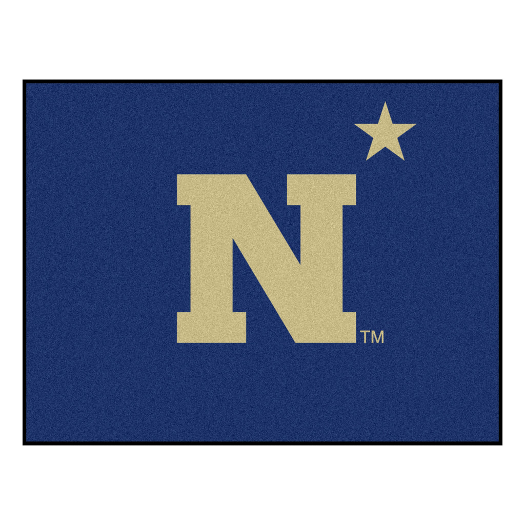 "U.S. Naval Academy All-Star Mat 33.75""x42.5"""