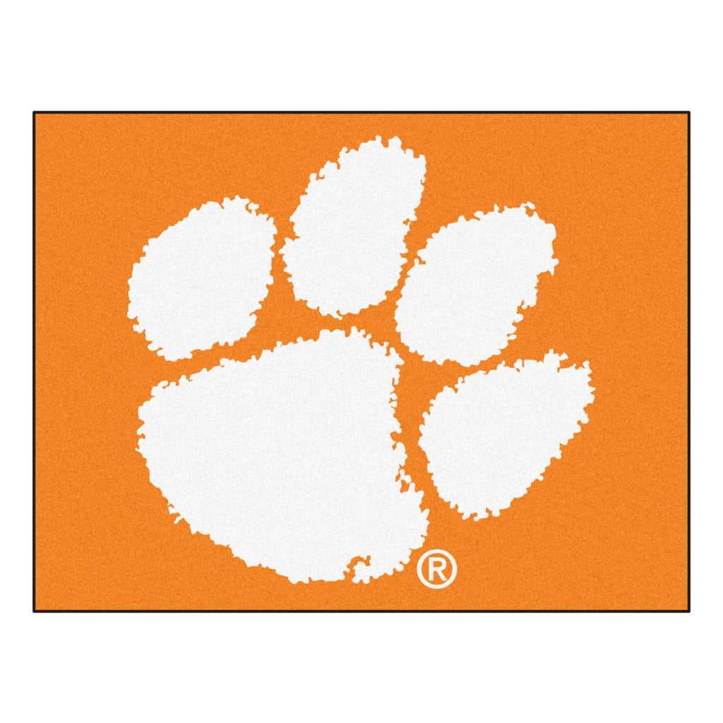 "Clemson All-Star Mat 33.75""x42.5"""