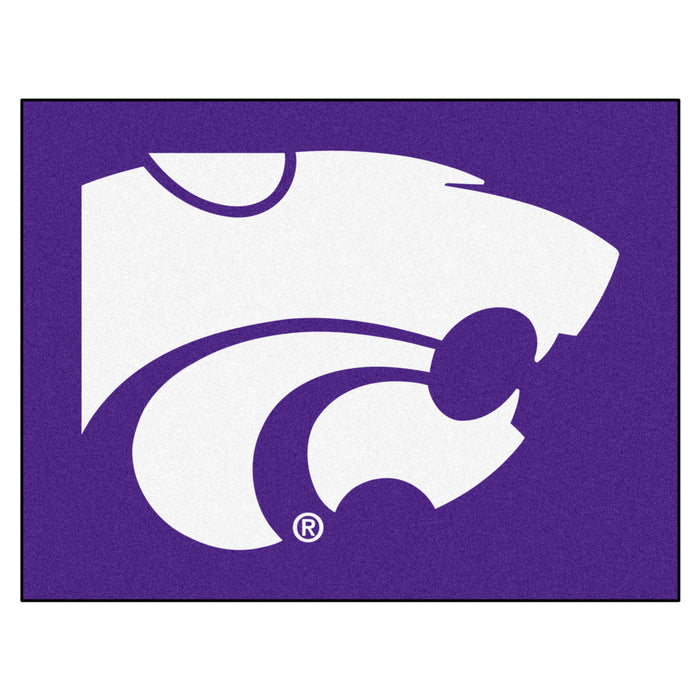 "Kansas State All-Star Mat 33.75""x42.5"""