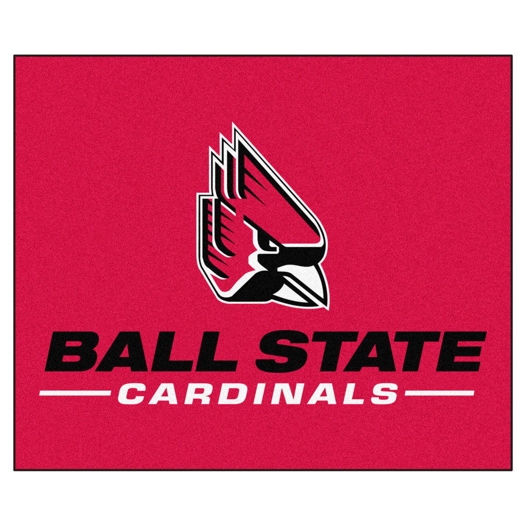 Ball State Tailgater Rug 5'x6'