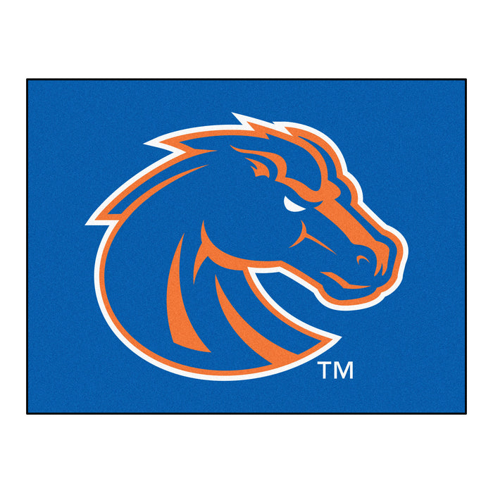 "Boise State All-Star Mat 33.75""x42.5"" - Fan Cave Rugs"