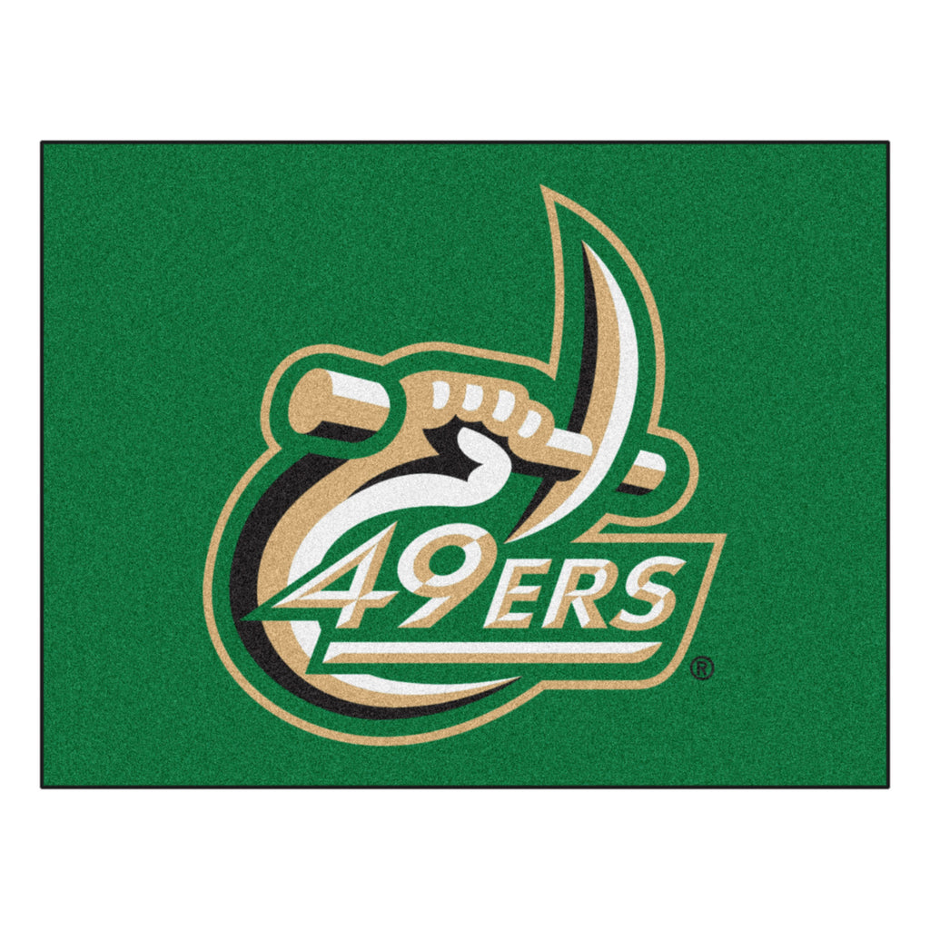 "UNC - Charlotte All-Star Mat 33.75""x42.5"""
