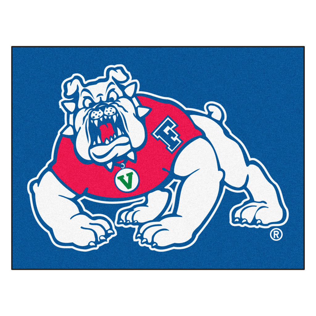 "Fresno State All-Star Mat 33.75""x42.5"""