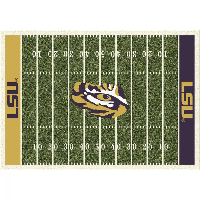 LSU Rug Team Home Field