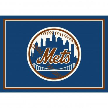 NEW YORK METS SPIRIT RUG