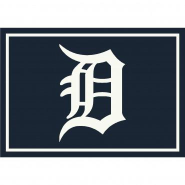 DETROIT TIGERS SPIRIT RUG