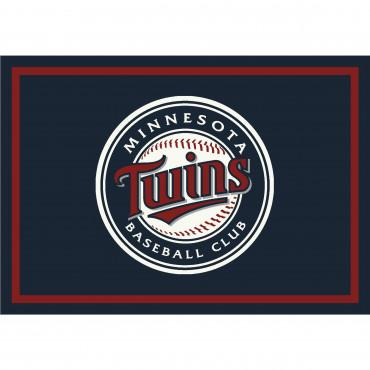 MINNESOTA TWINS SPIRIT RUG