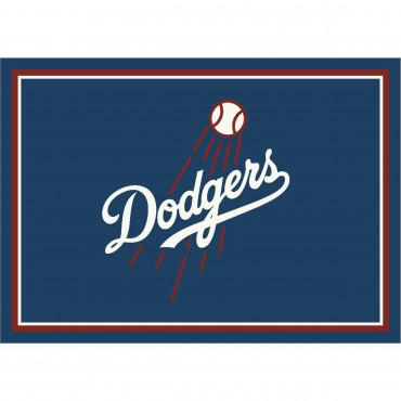 LOS ANGELES DODGERS SPIRIT RUG