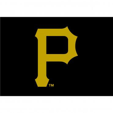 PITTSBURGH PIRATES  SPIRIT RUG