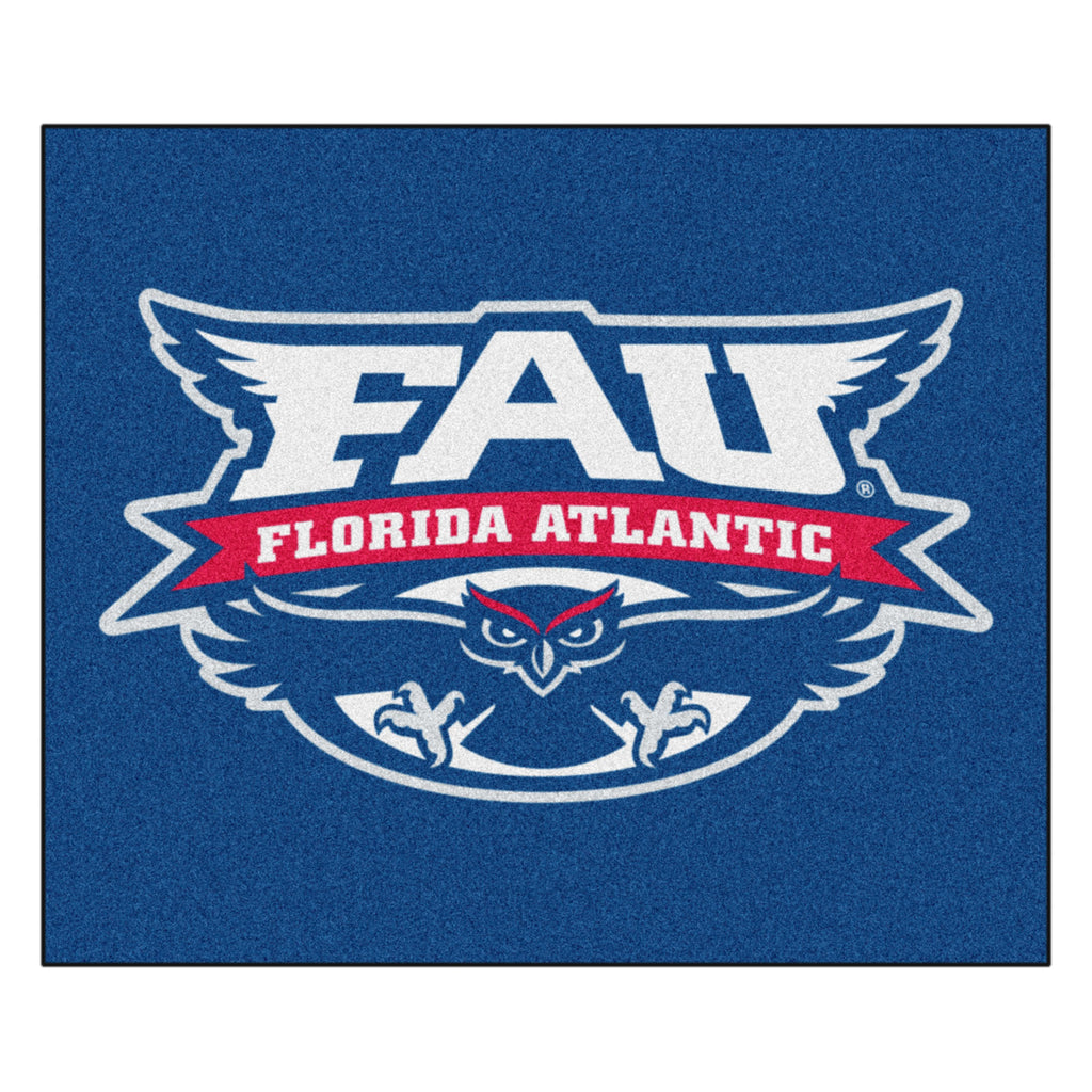 Florida Atlantic Tailgater Rug 5'x6'