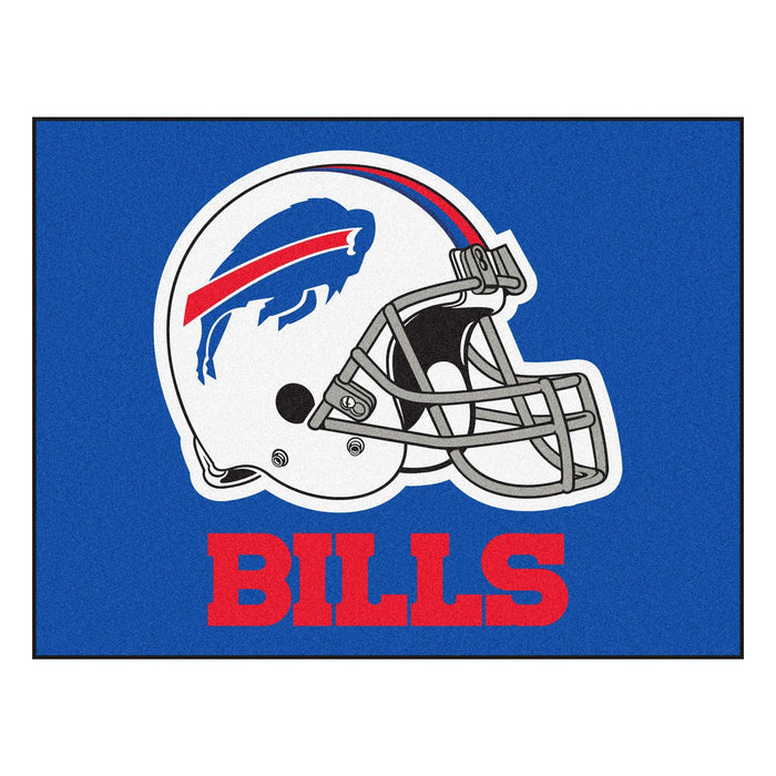 "NFL - Buffalo Bills All-Star Mat 33.75""x42.5"""