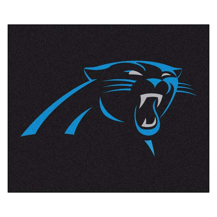 NFL - Carolina Panthers Tailgater Rug 5'x6' From Fan Cave Rugs