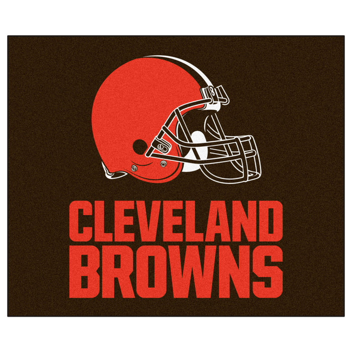 NFL - Cleveland Browns Tailgater Rug 5'x6'