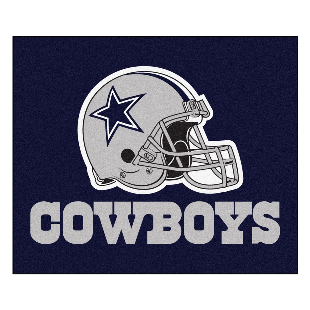 NFL - Dallas Cowboys Tailgater Rug 5'x6'