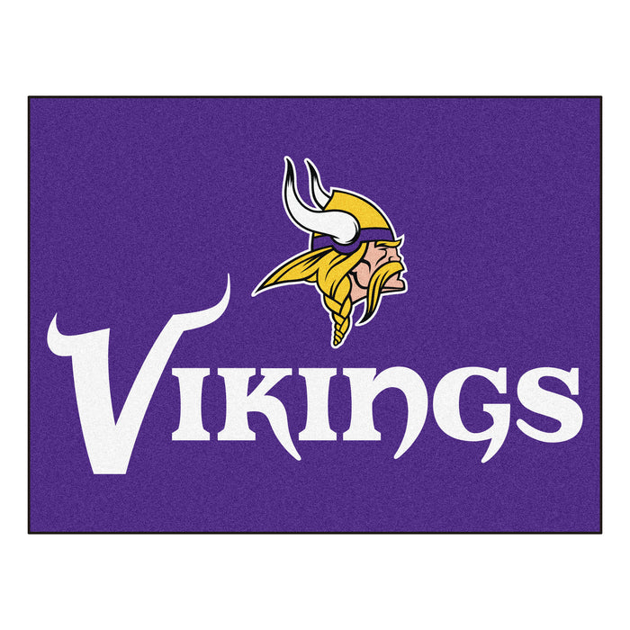 "NFL - Minnesota Vikings All-Star Mat 33.75""x42.5"""