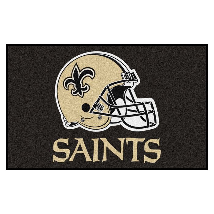 NFL - New Orleans Saints Ulti-Mat 5'x8'