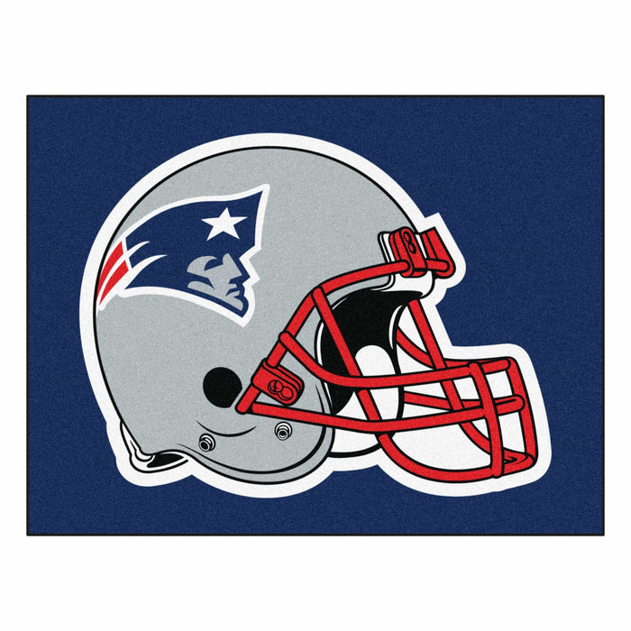 "NFL - New England Patriots All-Star Mat 33.75""x42.5"""