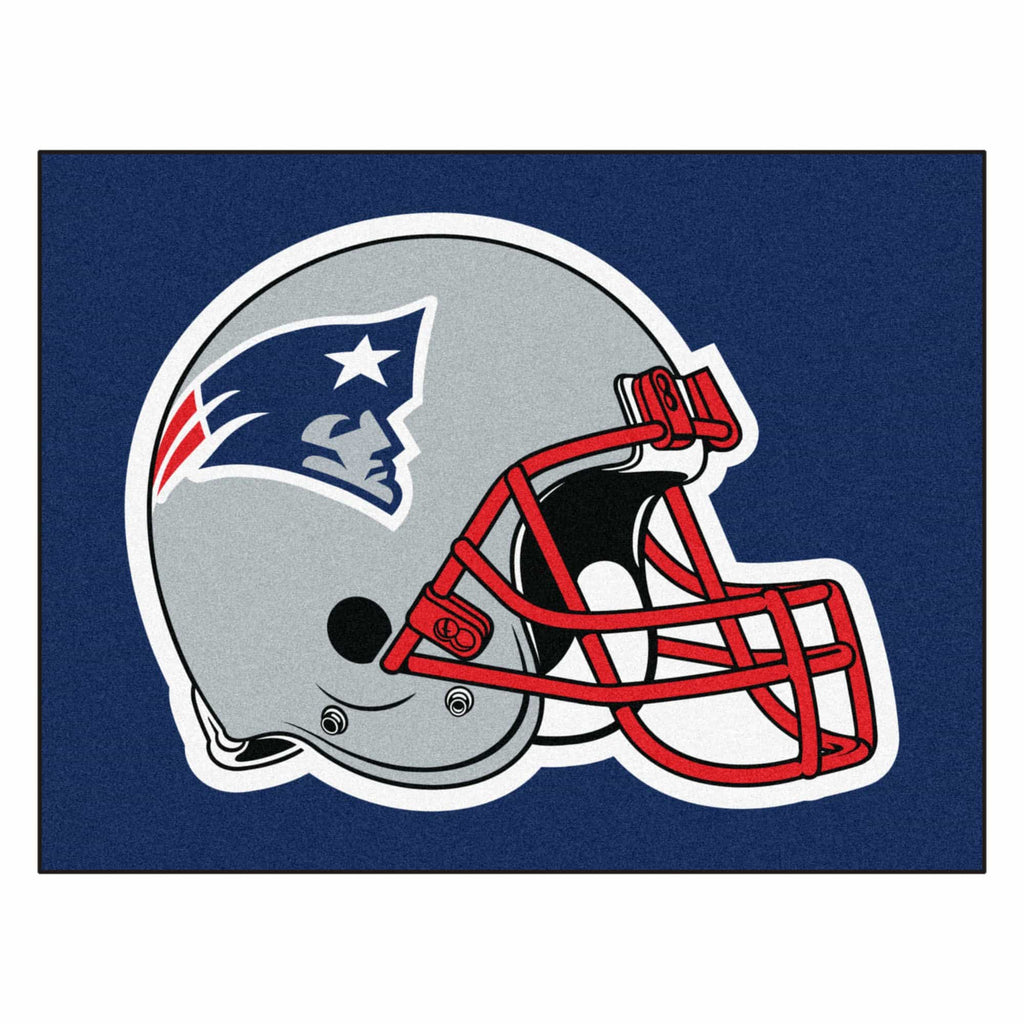 NFL - New England Patriots Tailgater Rug 5'x6'