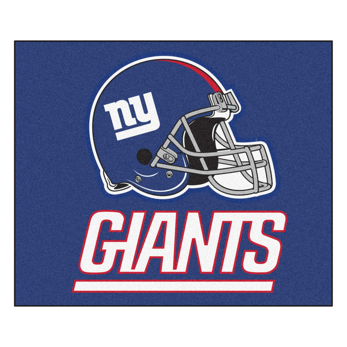 NFL - New York Giants Tailgater Rug 5'x6' - Fan Cave Rugs