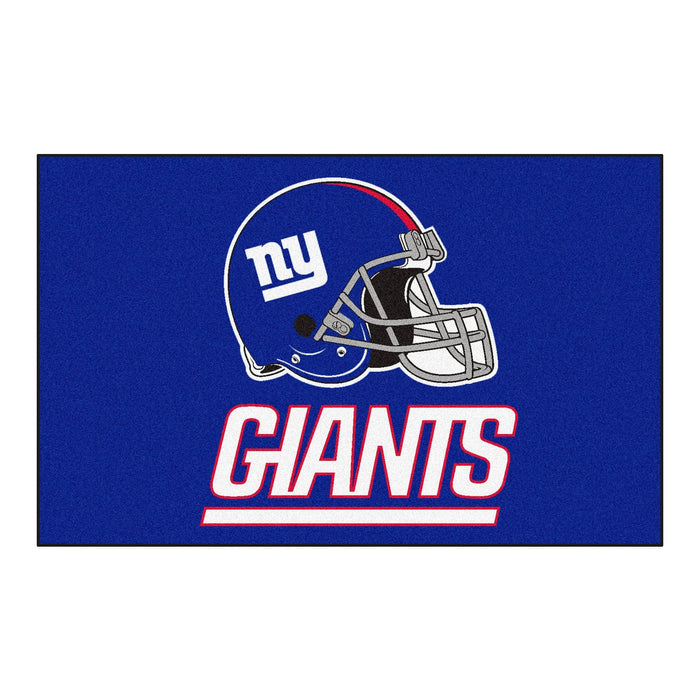 NFL - New York Giants Ulti-Mat 5'x8' - Fan Cave Rugs