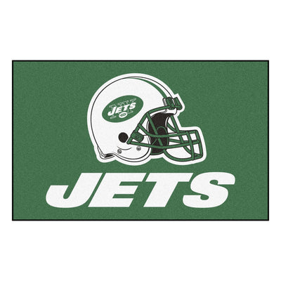 NFL - New York Jets Ulti-Mat 5'x8' - Fan Cave Rugs