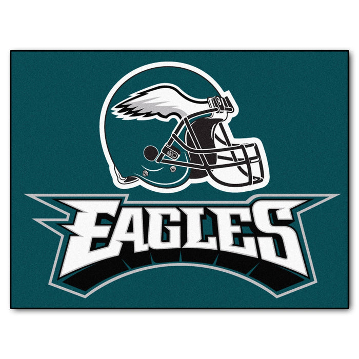 "NFL - Philadelphia Eagles All-Star Mat 33.75""x42.5"" From Fan Cave Rugs"