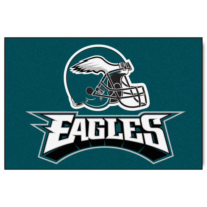 NFL - Philadelphia Eagles Ulti-Mat 5'x8' - Fan Cave Rugs