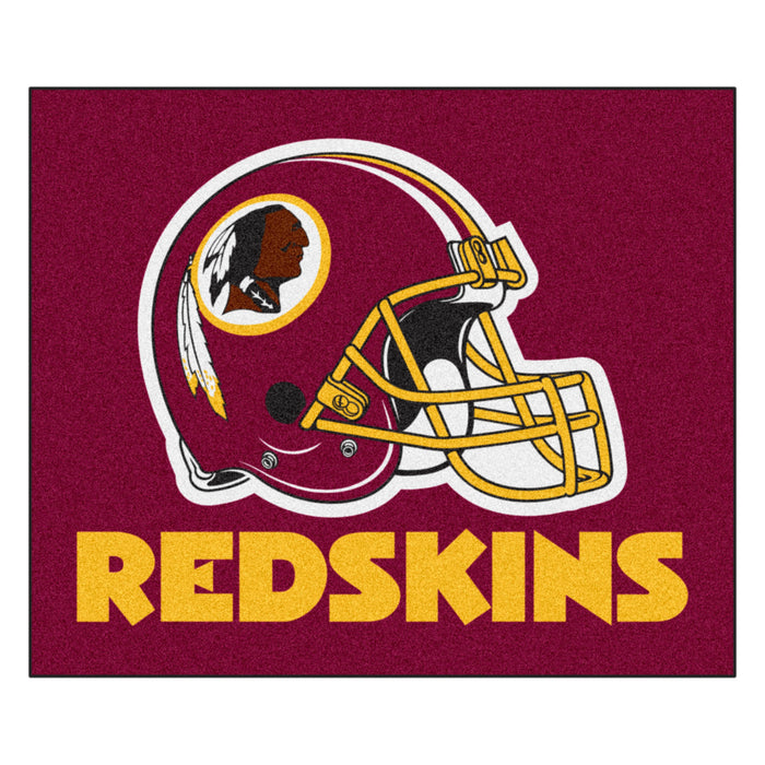 NFL - Washington Redskins Tailgater Rug 5'x6' - Fan Cave Rugs