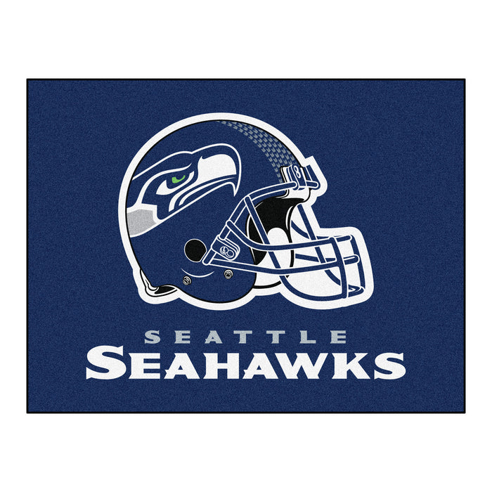 "NFL - Seattle Seahawks All-Star Mat 33.75""x42.5"""