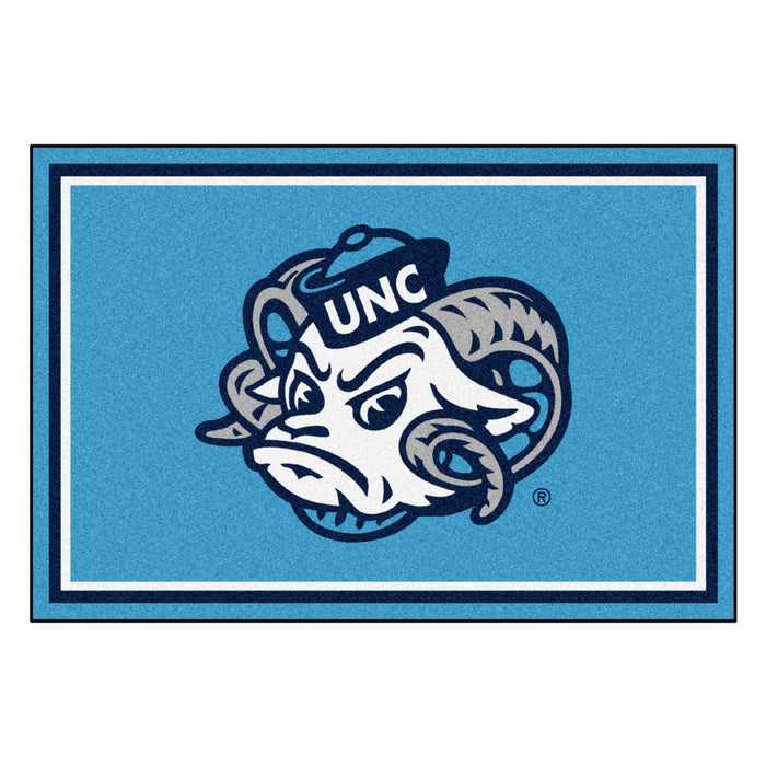 "University of North Carolina - Chapel Hill 5x8 Rug 59.5""x88"""