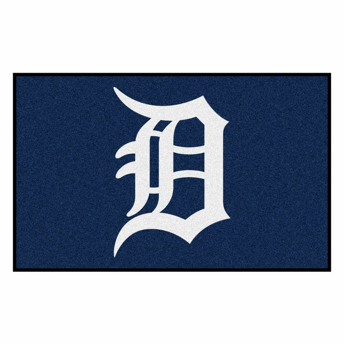 MLB - Detroit Tigers Ulti-Mat 5'x8' From Fan Cave Rugs