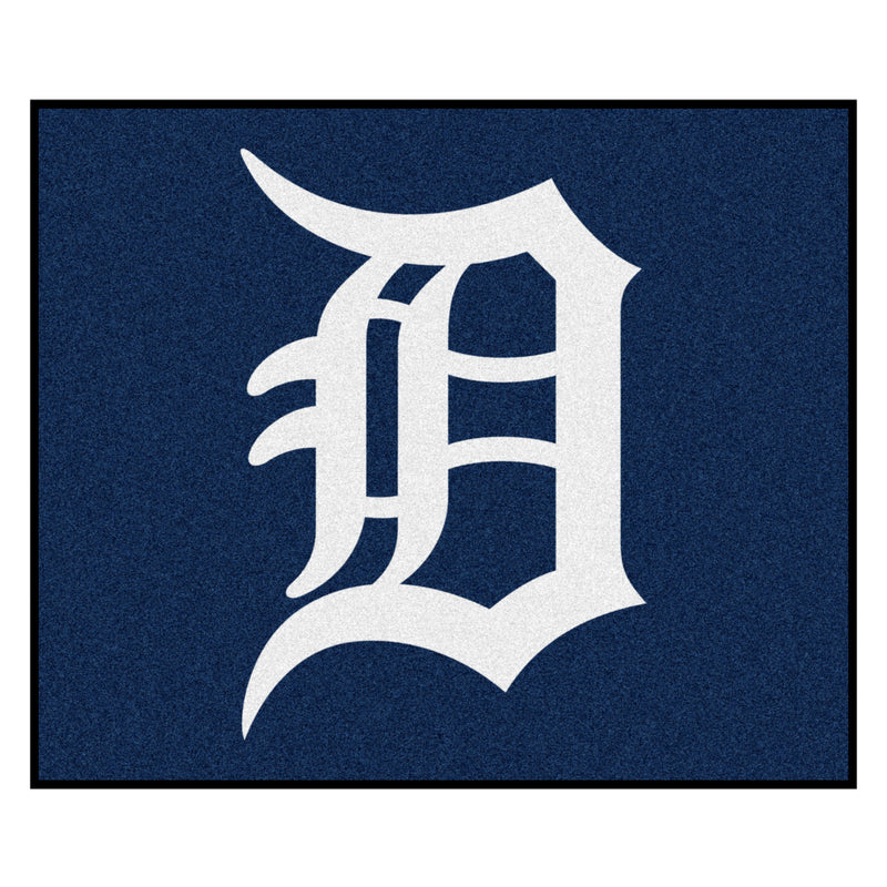 MLB - Detroit Tigers Tailgater Rug 5&
