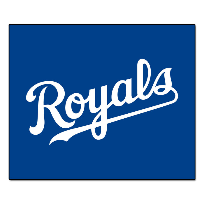 MLB - Kansas City Royals Tailgater Rug 5'x6'