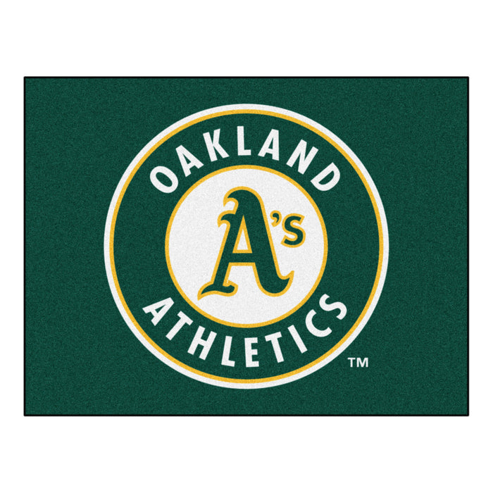 "MLB - Oakland Athletics All-Star Mat 33.75""x42.5"""