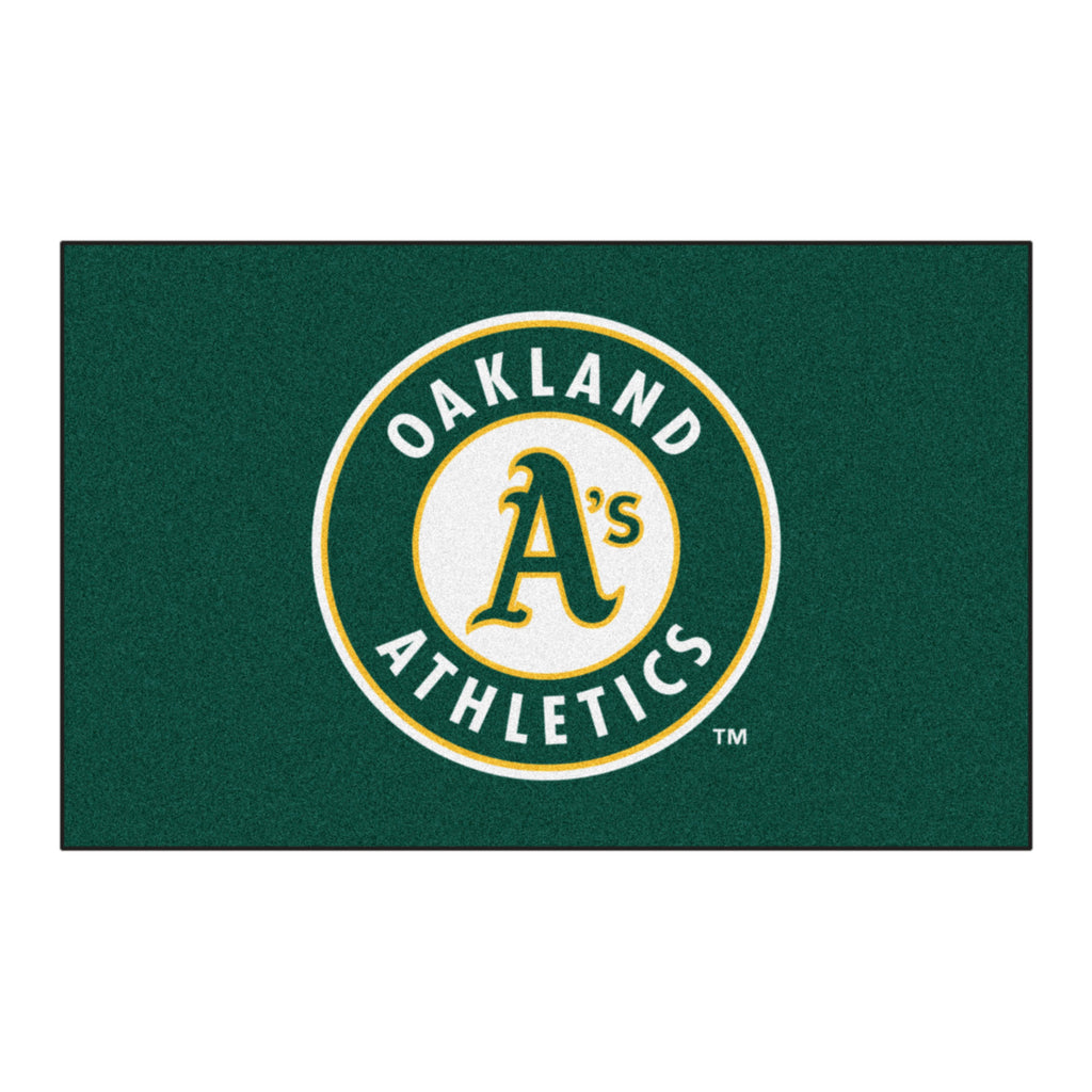 MLB - Oakland Athletics Ulti-Mat 5'x8'