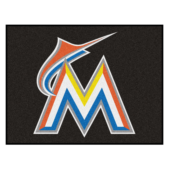 "MLB - Miami Marlins All-Star Mat 33.75""x42.5"""