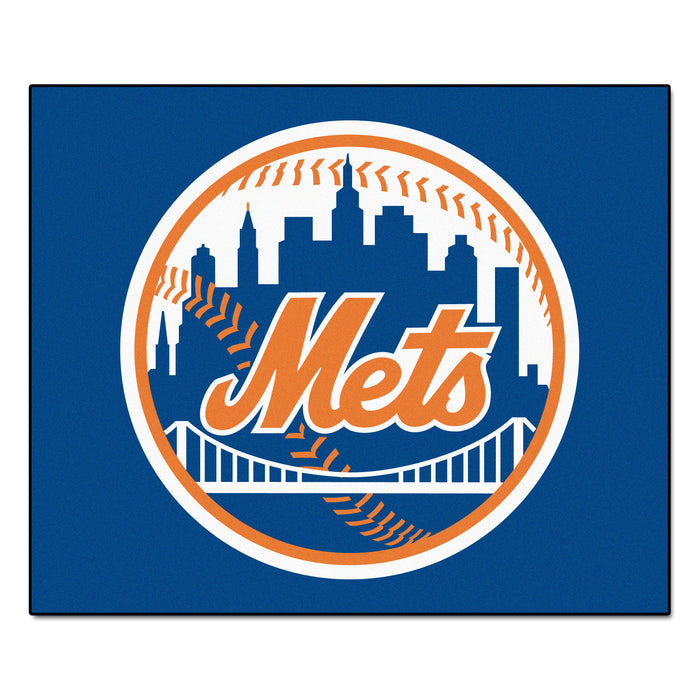MLB - New York Mets Tailgater Rug 5'x6'