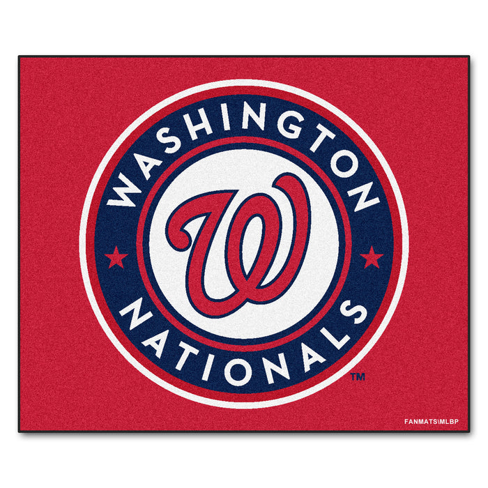 MLB - Washington Nationals Tailgater Rug 5'x6'