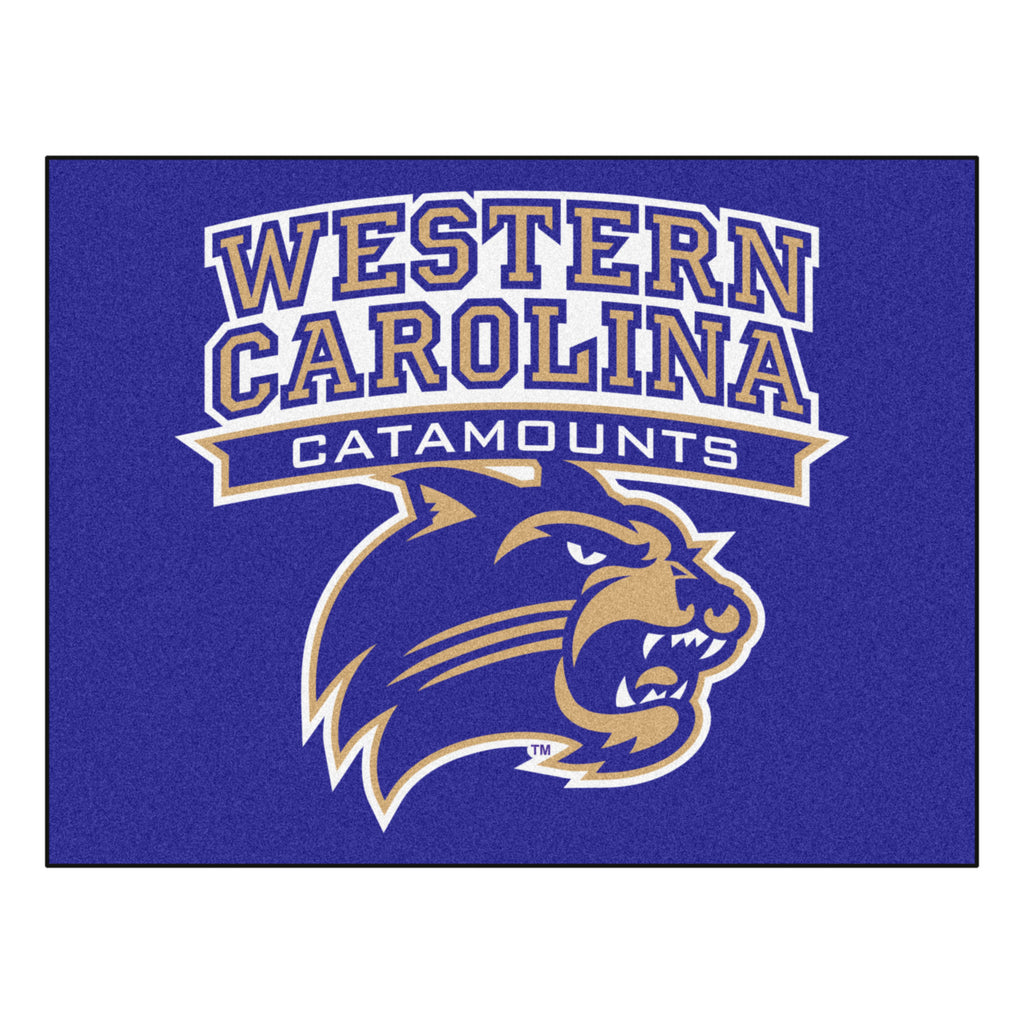 "Western Carolina All-Star Mat 33.75""x42.5"""
