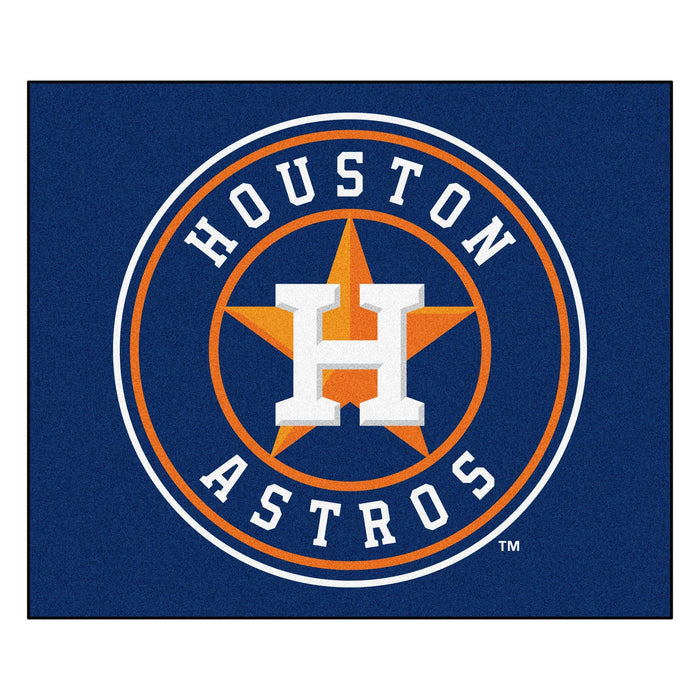 MLB - Houston Astros Tailgater Rug 5'x6'