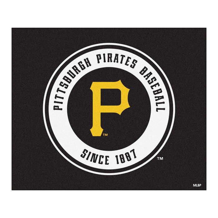 MLB - Pittsburgh Pirates Tailgater Rug 5'x6'