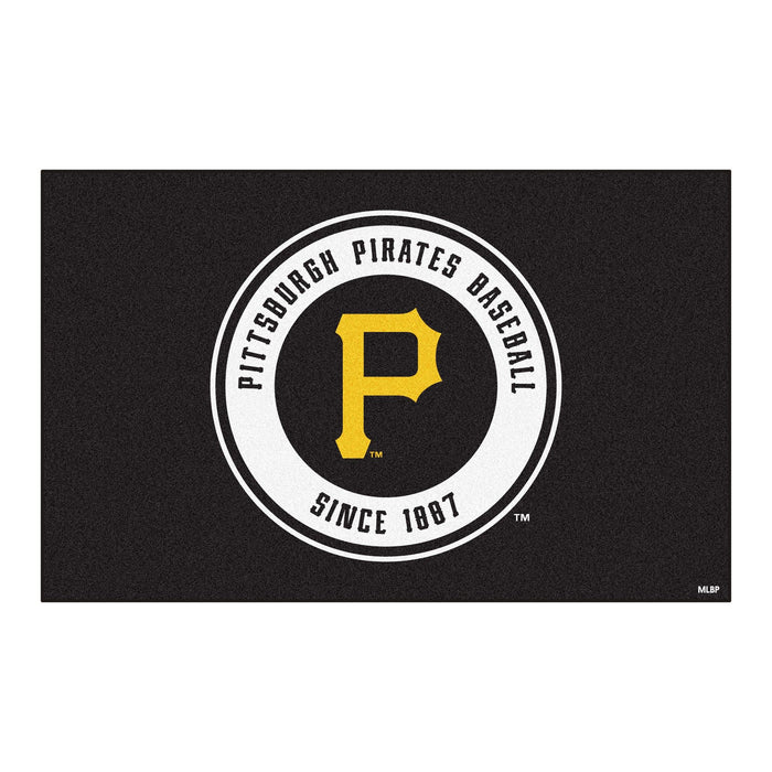 MLB - Pittsburgh Pirates Ulti-Mat 5'x8'